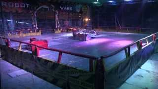 Robot Wars Gloucester 2014 - Retro Battle 1