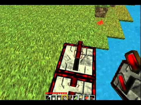 Minecraft Piston Sugar Cane Farming Tutorial
