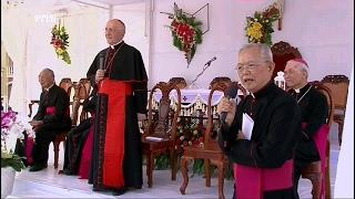 """Đức Hồng Y Fernando Filoni : """" Đức Thánh Cha hãy đến Việt Nam mà xem """""""