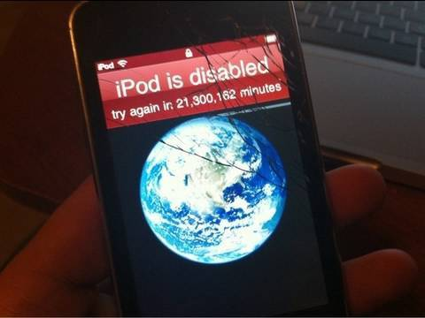How to fix forgot password on iPhone, iPod Touch, iPad