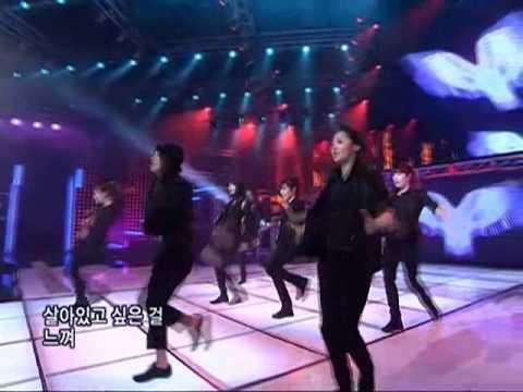 Snsd - T.o.p (소녀시대-티오피) sbs Inkigayo 인기가요 20080907 video