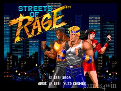 -Sessão Retrô-Street of Rage
