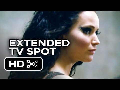 The Hunger Games: Catching Fire Official Extended Spot (2013) HD