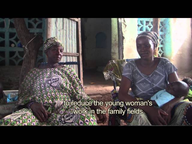 FarmQuest - Reality Radio in Mali: Meet Salimata