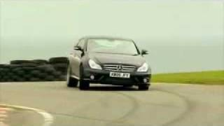 Fifth Gear - Mercedes CLS 55 AMG vs Jaguar XJR