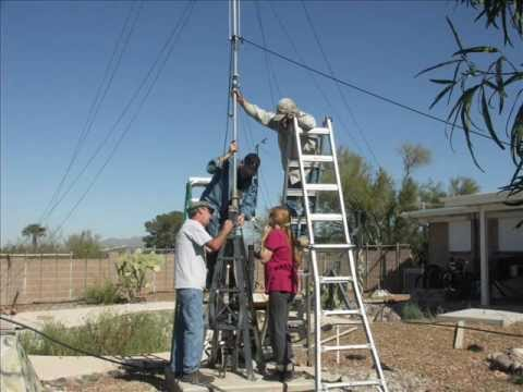 QRP ANTENNA FARM 2012 - The R8