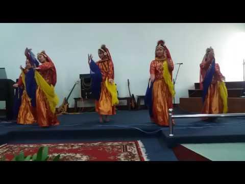 Himalako Heu Jastai Chokho Hridaya | Stage Dance | 2017