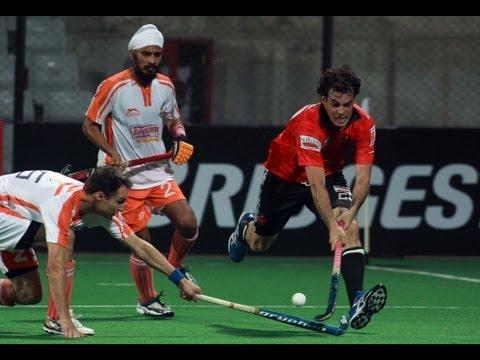 Mumbai marines vs delhi wizards highlights match 36 world series hockey wsh 2012