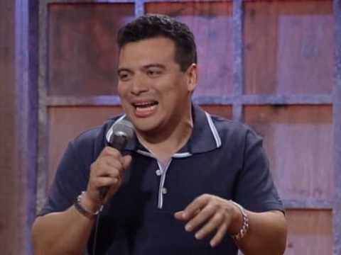 Carlos Mencia - Santa Claus is BLACK!