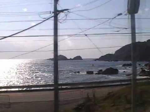 【車窓】JR紀勢本線 見老津→双子山信号場→周参見