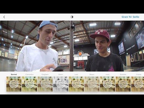 Walker Ryan & Chico Brenes - Gram Yo Selfie
