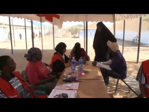 Dadaab calling ! Somali refugees link up with their families.