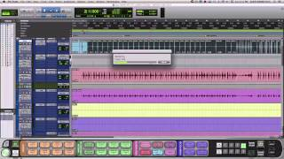 Batch Commander For Pro Tools Quickstart Tutorial