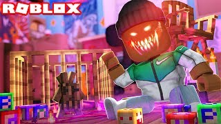 EVIL BABY IN ROBLOX