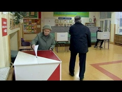 Voting begins in Poland's general election
