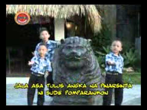 PARNA KID'S_ OMPUNG NA BURJU: VOL 2