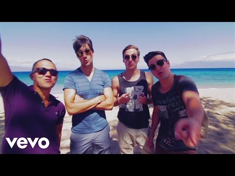 Big Time Rush - Windows Down - Behind The Scenes video