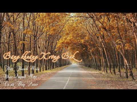Bâng Khuâng Krông Búk - Thơ: Thanh Hiếu, Nhạc: Quỳnh Hợp