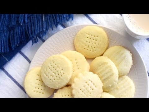 Scottish Shortbread/Butter Cookie