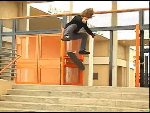 "David Bow ""THE VEGAS VIDEO"" PHARMACY BOARDSHOP"