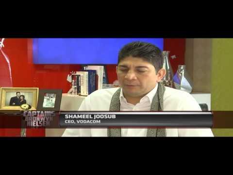 Shameel Joosub - CEO of Vodacom