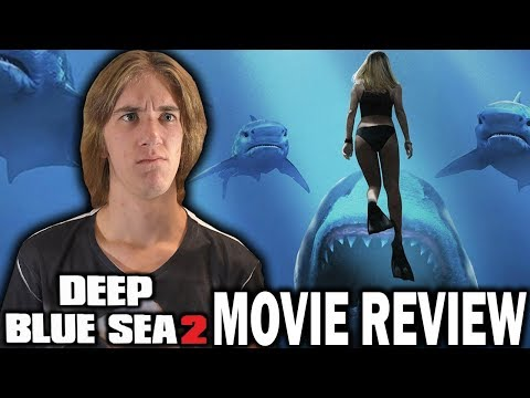 Deep Blue Sea 2 - Movie Review