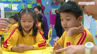 Caring hands for children (2.7.2018)
