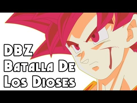 Sobre Dragon Ball Z Batalla de los Dioses
