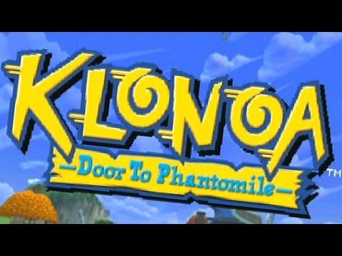 Classic Game Room - KLONOA: DOOR TO PHANTOMILE review for PlayStation