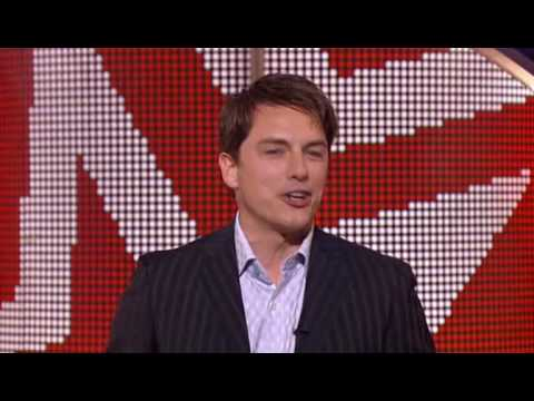 Friday Night Project - John Barrowman - Part 1 (S5E09)