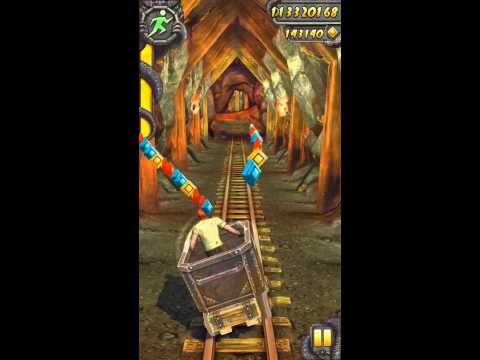 Temple Run 2 High Score 200,000,000 (200 Million - FULL) (iPod5)