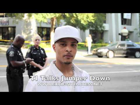 TI Talks Jumper Down