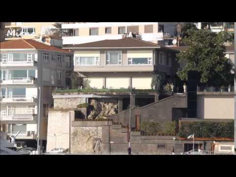 Kara Para Ask Villa View From Bosphour - فيلا العشق المشبوه من البوسفور