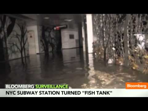 NYC Subway `Fish Tank' Station's $600M Renovation