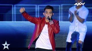 Neil Rey Garcia Llanes Semi-Final 1 - VOTE NOW | Asia's Got Talent 2017