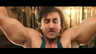 Sanju full movie clip | ( kitni gf hai tumhari )💞💞💞 Best scence👌👌👌