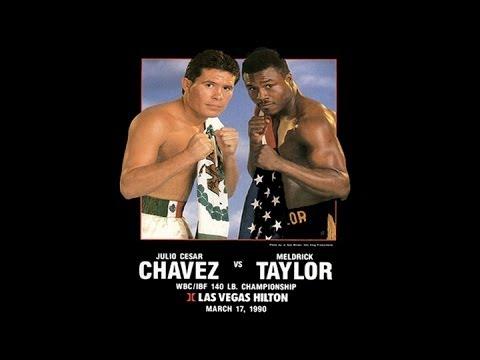 Julio César Chavez vs. Meldrick Taylor, marzo 17 de 1990, PELEA COMPLETA