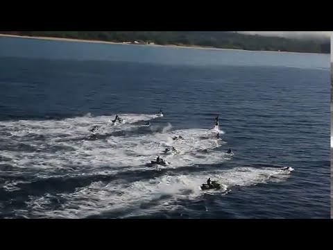 FlyBoard: la revolución del deporte acuático