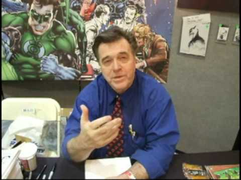 Neal Adams talks about Captain Marvel, Shazam, and all that Video