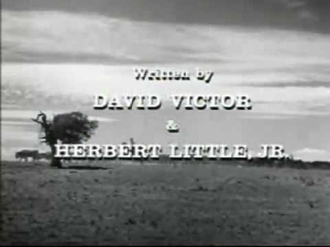 Rawhide - Opening and End Credits