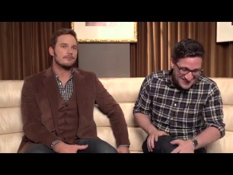Chris Pratt on His Many Blockbusters at CinemaCon