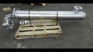 Used-Alleghany Bradford Recirculating Heater Stainless Steel - stock # 44888022