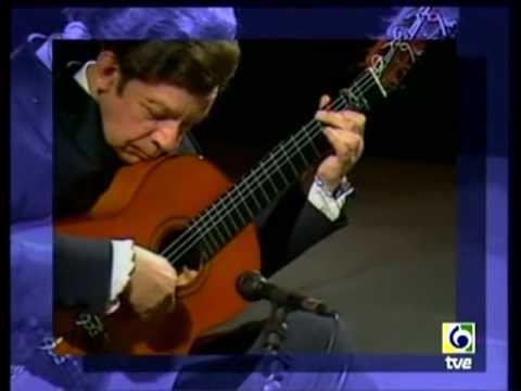 SABICAS RECITAL DE GUITARRA FLAMENCA