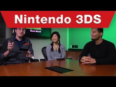 Nintendo 3DS -  Luigi's Mansion: Dark Moon ScareScraper Preview