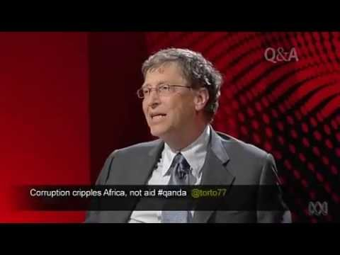 Bill Gates' shocking personal attacks on Dr. Dambisa Moyo and Dead Aid
