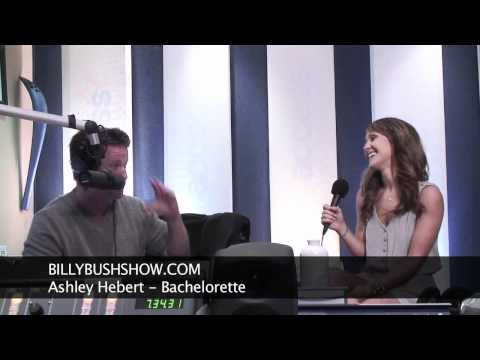 Ashley Hebert - The Bachelorette interview with Billy Bush
