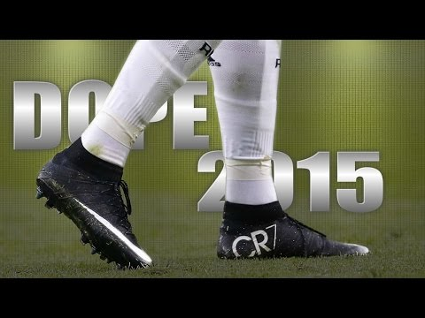 CRISTIANO RONALDO - Dope Skills 2014/2015 ●HD●