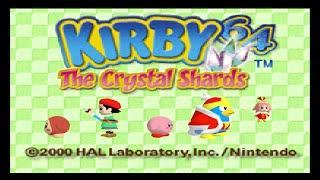 Nintendo 64 Longplay [030] Kirby 64 - The Crystal Shards