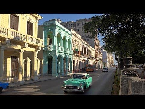 Havana, Cuba in 4K (Ultra HD)