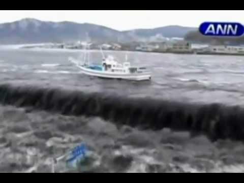 NOTA: ESCOMBROS DEL TSUNAMI DE JAPÓN LLEGARÍAN A ALASKA - INFORMA: ARMANDO GÓMEZ